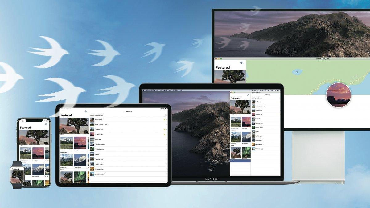 Mac & i-Workshop: Einführung in SwiftUI