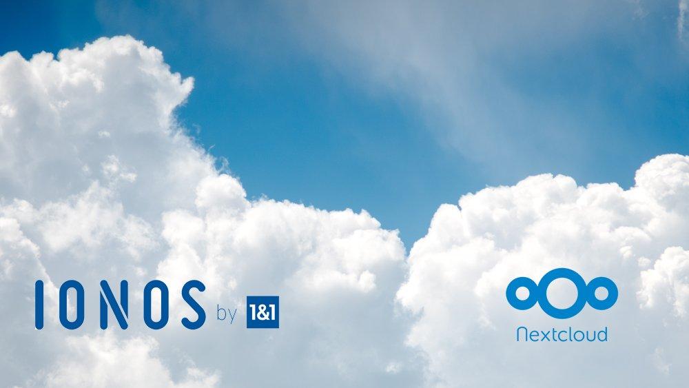 Datensouveränität: Deutsche Cloud von 1&1 Ionos und Nextcloud