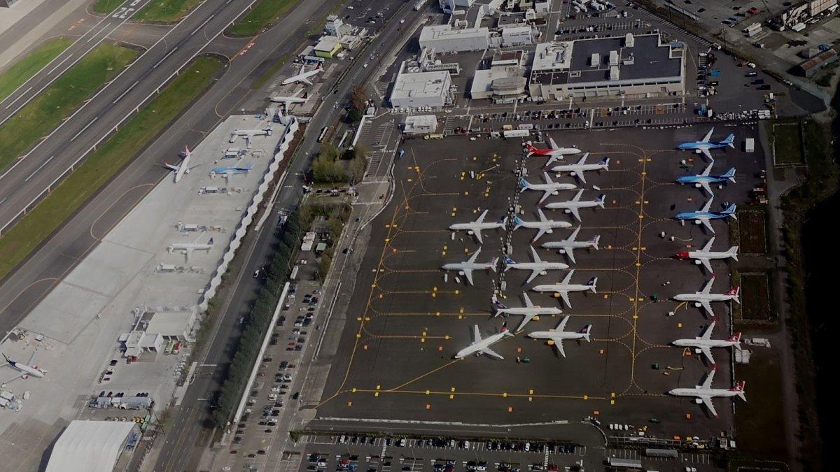 Boeing 737 Max bleiben länger auf dem Boden