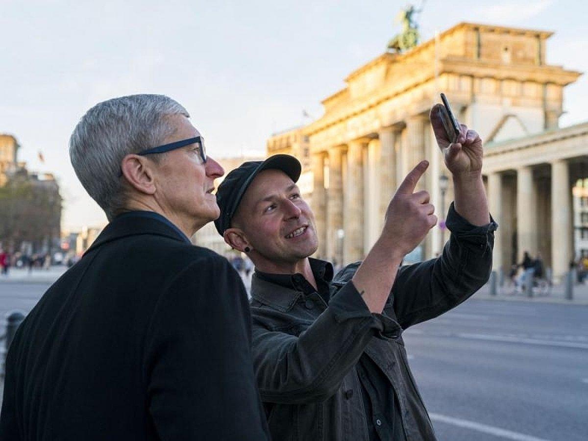 "Apple-Chef: Augmented Reality das ""nächste große Ding"""