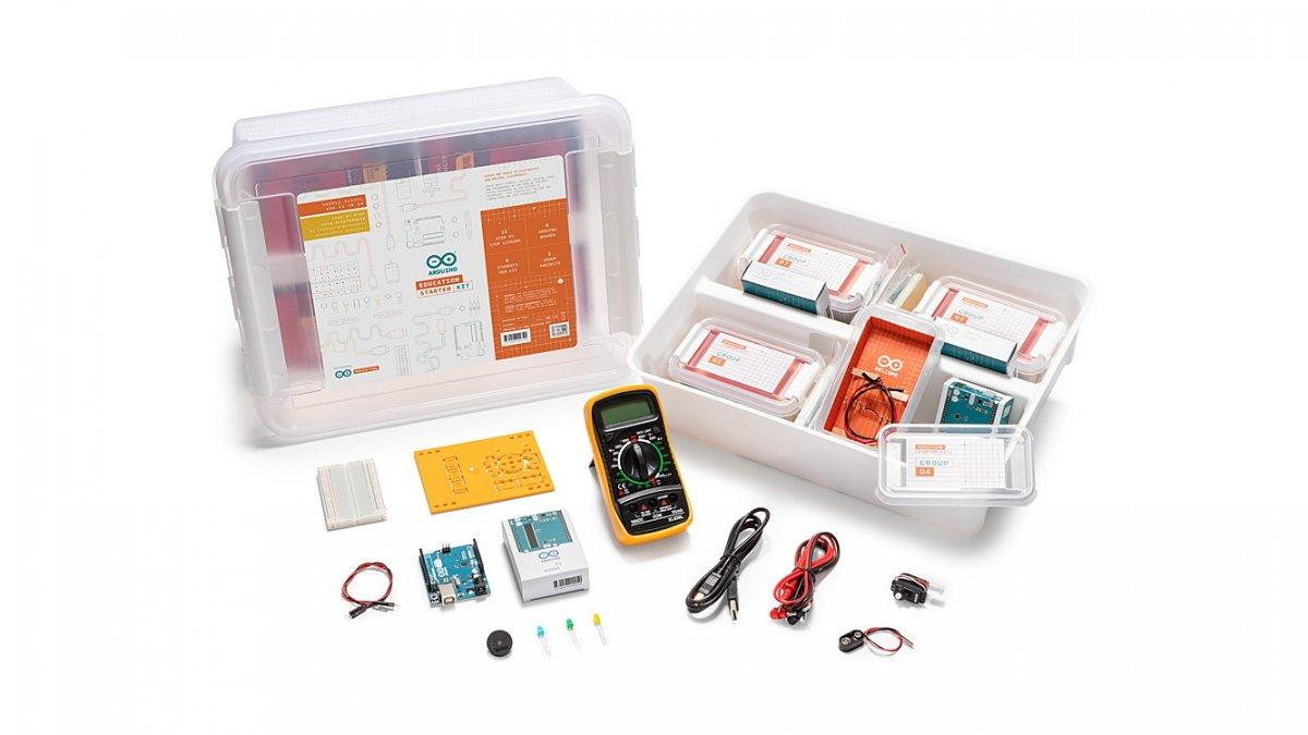 Neue Arduino-Kits für Schulen und Unis