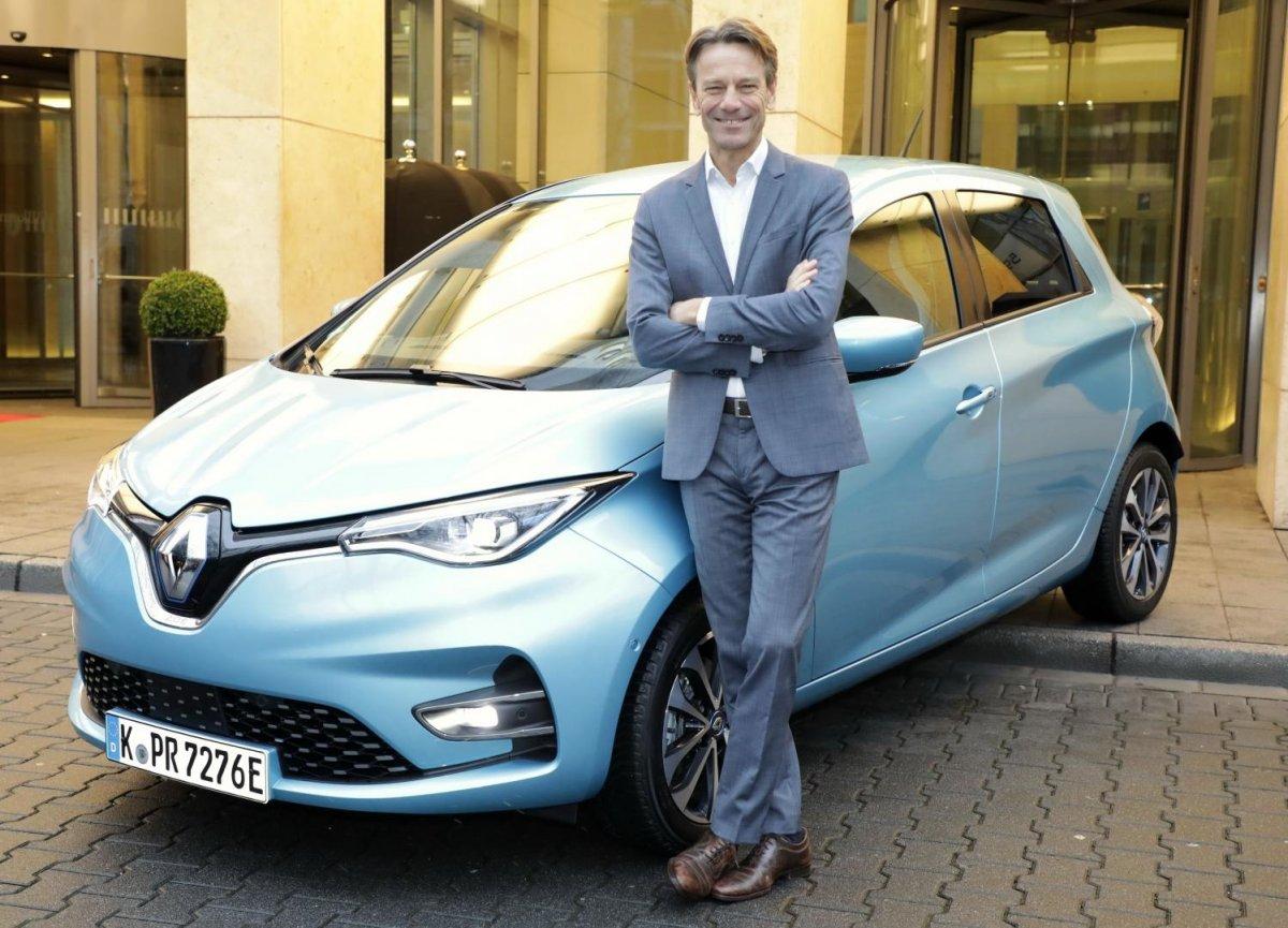 Elektroautos: Renault erhöht seinen Anteil an der Kaufprämie