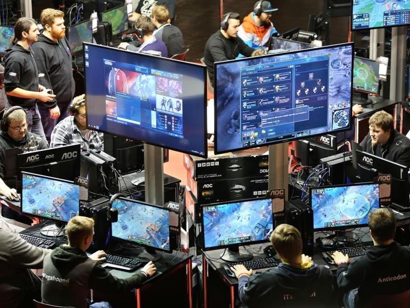 Dreamhack: Eine Millionen Dollar E-Sport-Preisgeld