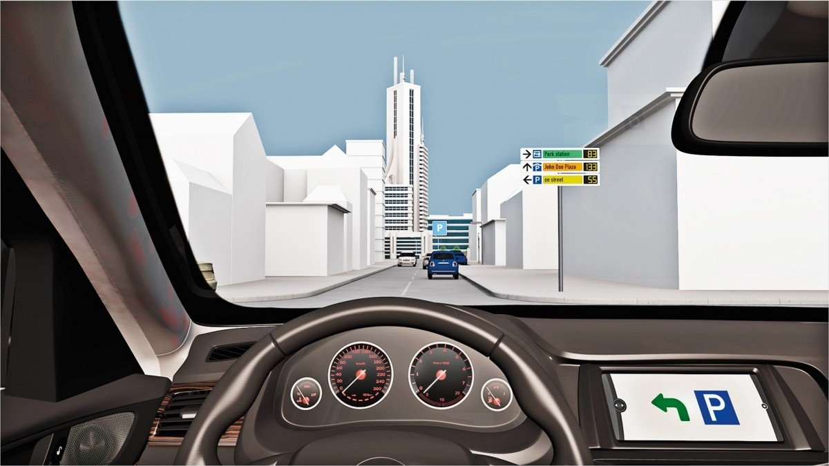 Smart Parking könnte knapp eine Million Tonnen CO2 einsparen helfen