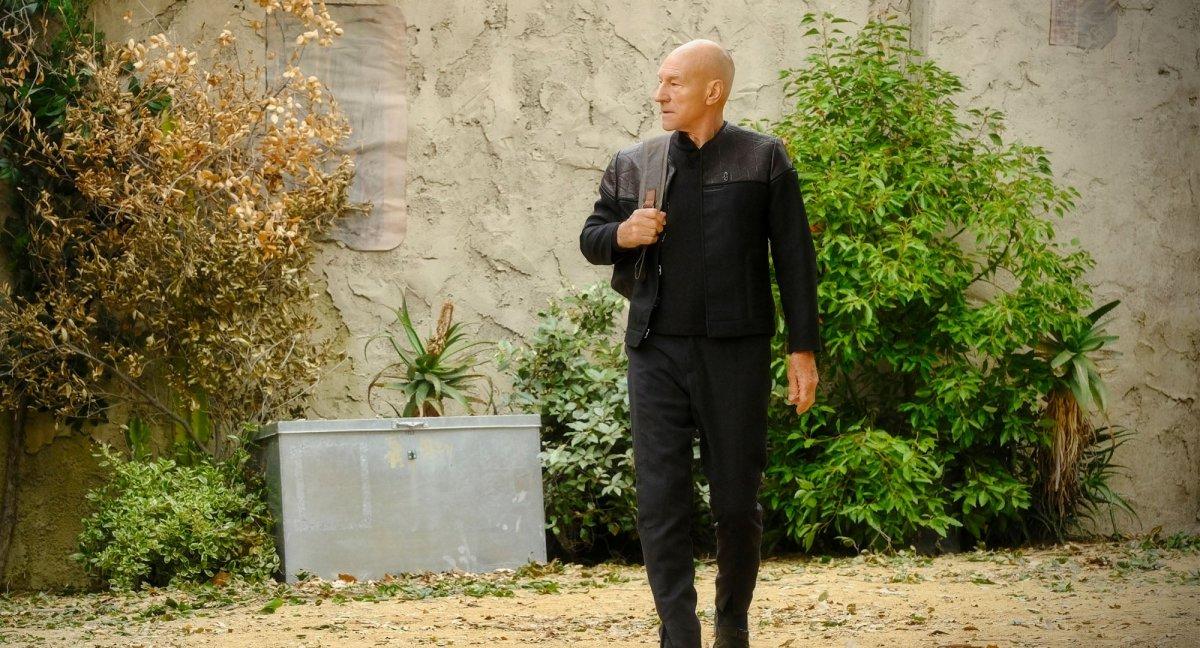 Star Trek Picard: Der alte Mann und die KI