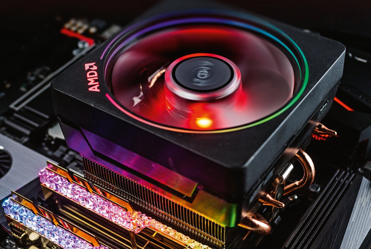 Amd Ryzen Processors Counterfeit Boxed Coolers Wraith Prism In Circulation World Today News