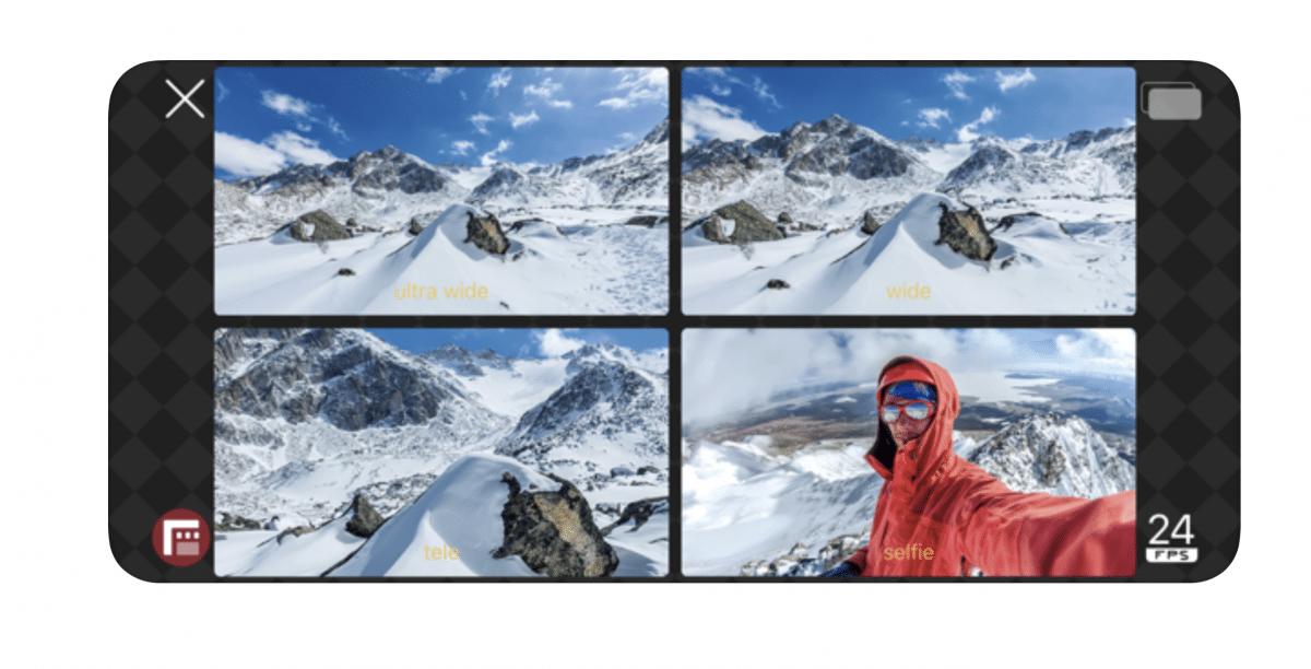 DoubleTake: Mehrkamera-Aufnahmen mit neuen iPhones