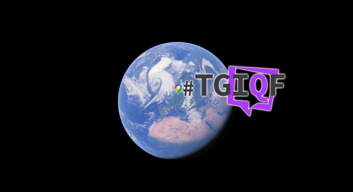 #TGIQF - Das Quiz rund um Google Maps