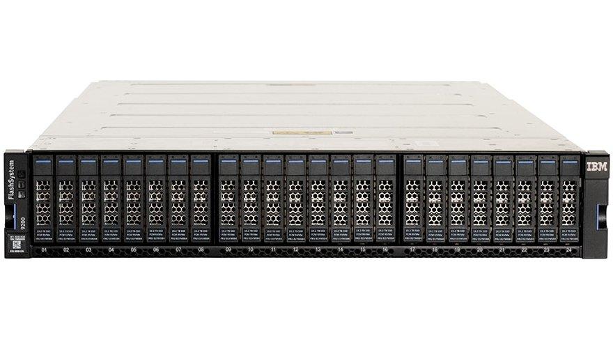 Bis zu vier Petabyte Flash-Speicher: IBM präsentiert neue Storage-Systeme