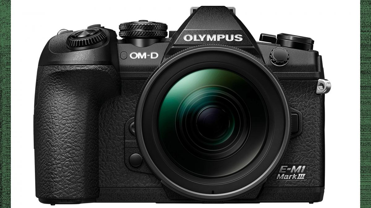 Olympus OM-D E-M1 III: Spiegellose Systemkamera für Naturfotografen