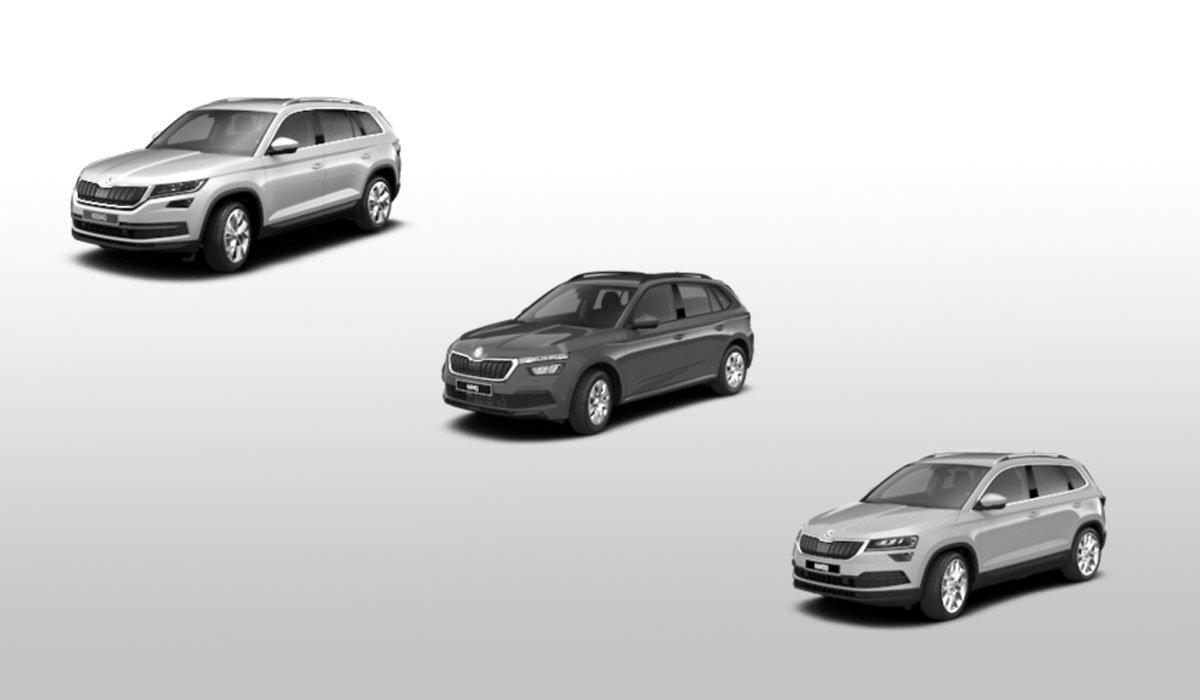 Elektroauto: Škodas nächstes E-Auto soll ein SUV sein