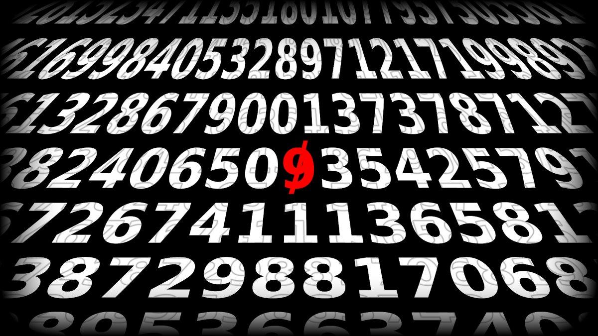 Zahlen, bitte! Lange die Nummer 9 und dann nicht mehr – der Pluto