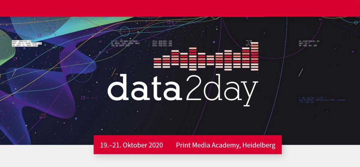 data2day 2020: Call for Proposals für die deutsche Data-Konferenz gestartet