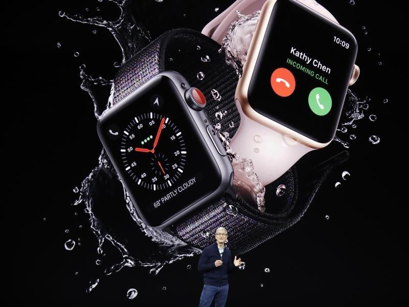 Herzfrequenzmessung: Notfall-Update für Apple Watch
