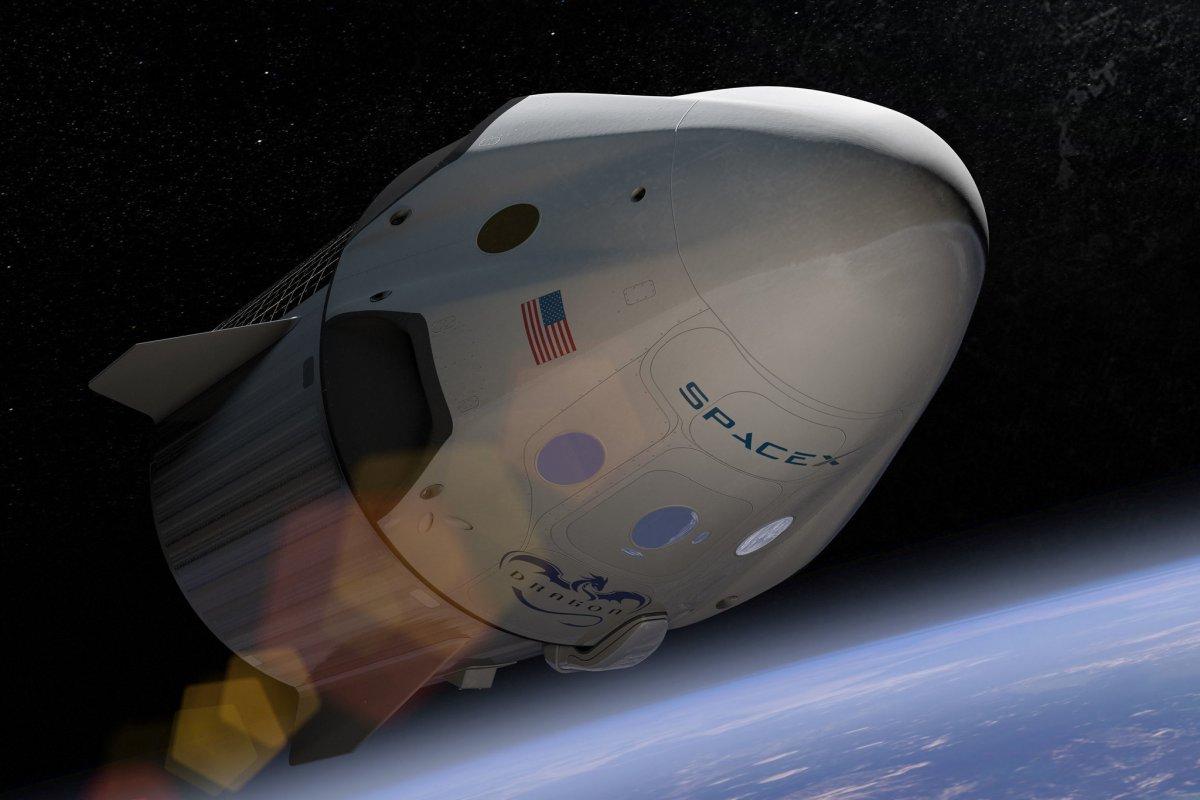 Höher als die Space Shuttle: SpaceX will vier Weltraumtouristen ins All fliegen