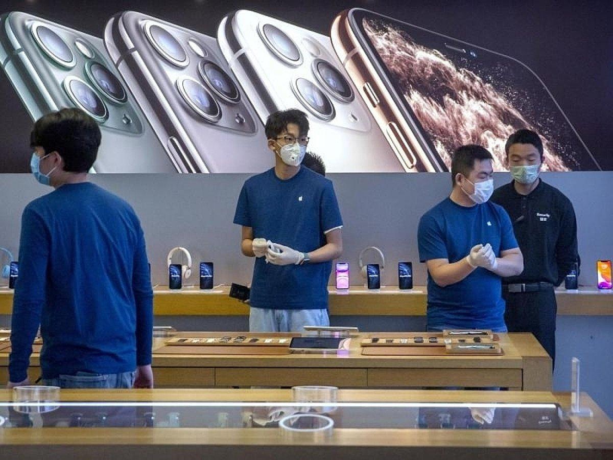 Coronavirus: Apple verlagert angeblich Teile der Produktion nach Taiwan