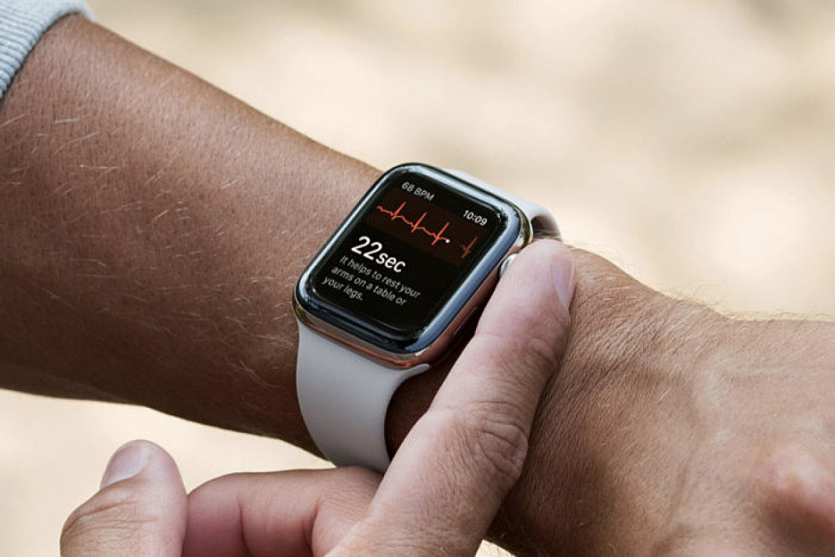 Schlaganfall: Klinische Studie soll Vorbeugung per Apple Watch überprüfen
