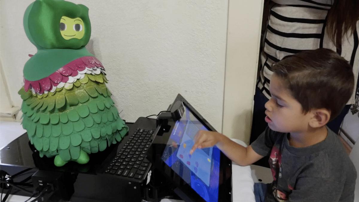 KI-Hilfe für autistische Kinder: Maschinenlern-System als individueller Therapeut