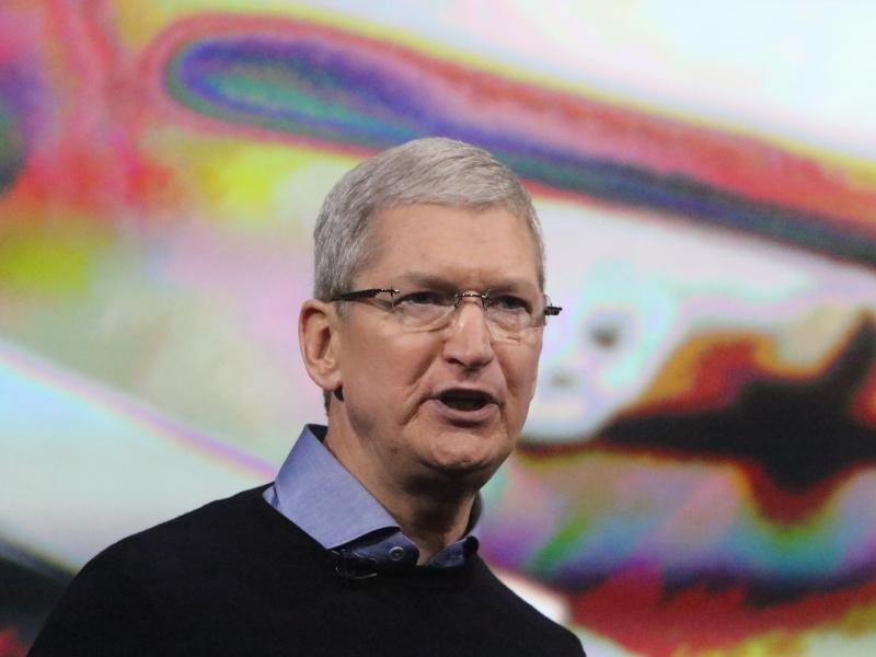 Coronavirus in China: Apple-Chef gibt sich optimistisch