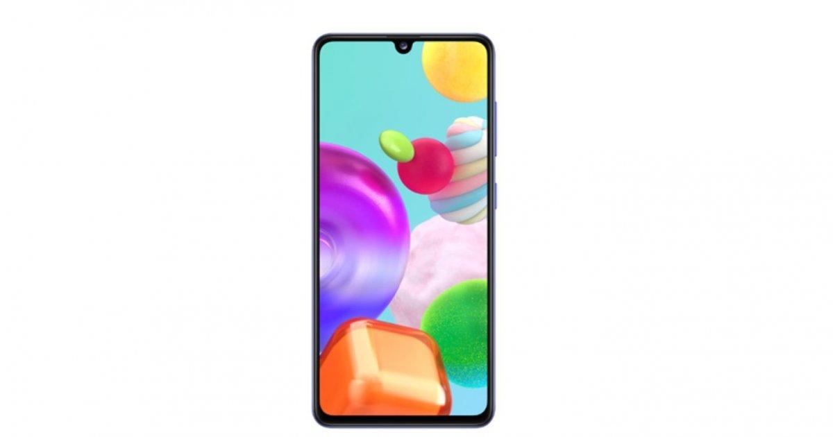 Mittelklasse-Handy: Samsung Galaxy A41 ab Mai in Deutschland