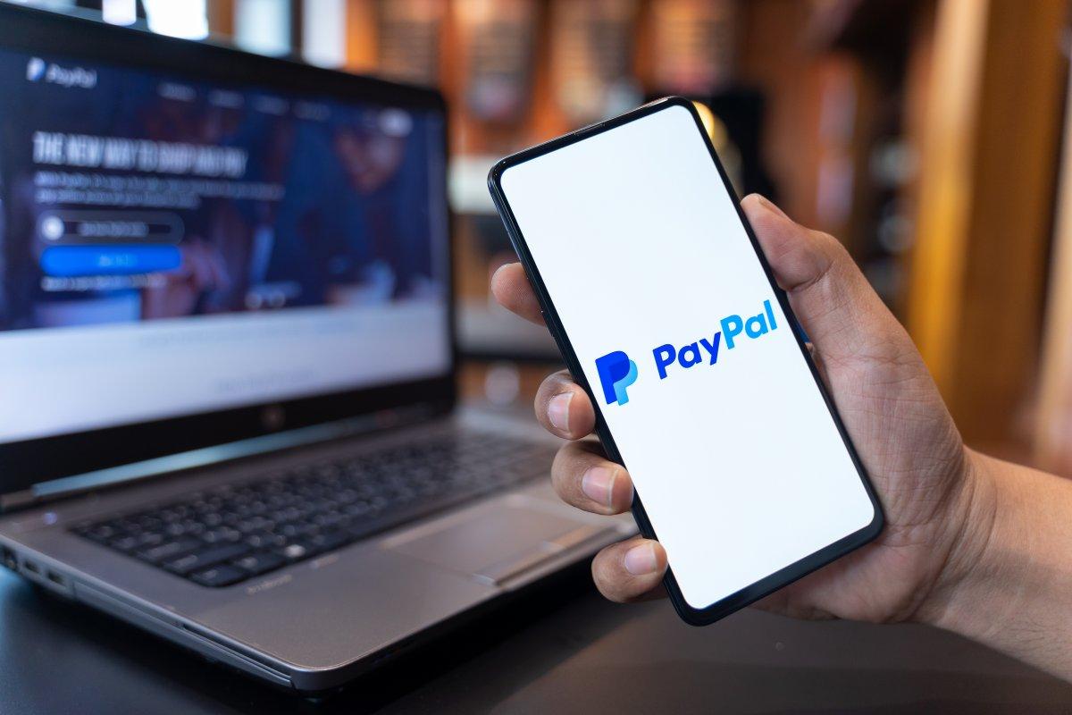 Suche Paypal