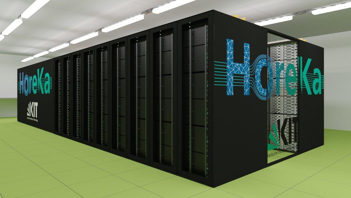 Deutschland bekommt zwei Supercomputer mit Nvidia Ampere und Intel Ice Lake-SP