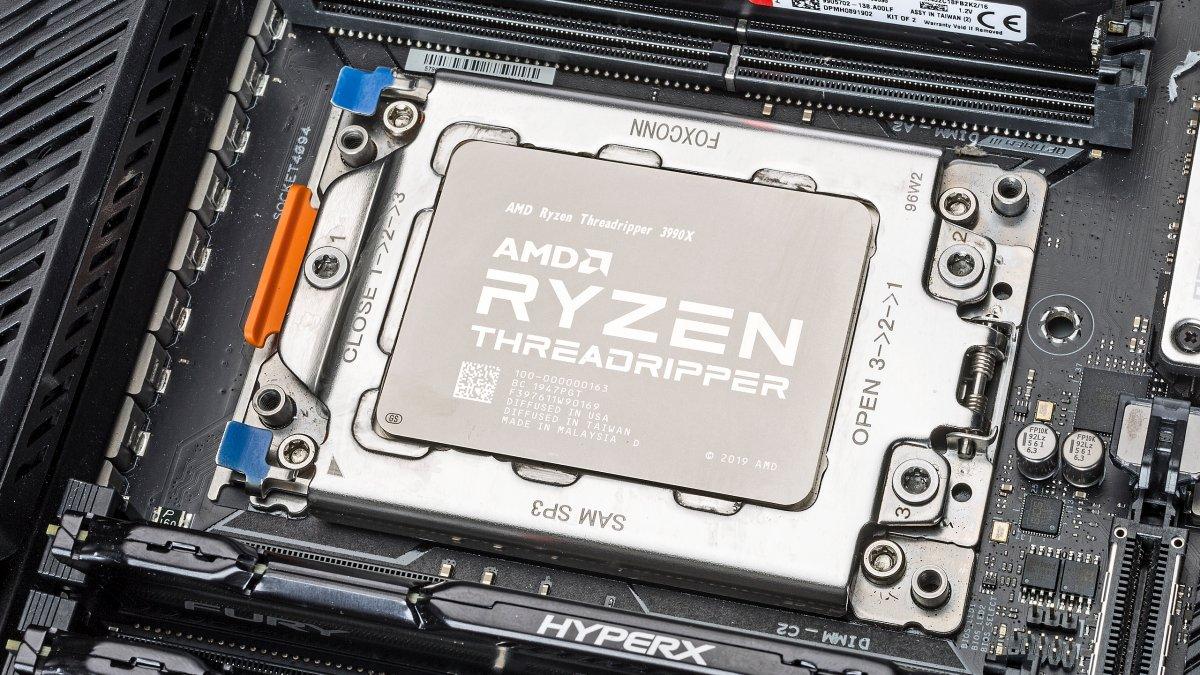 Von Intel zu AMD: Linux-Chefentwickler Linus Torvalds wechselt nach 15 Jahren