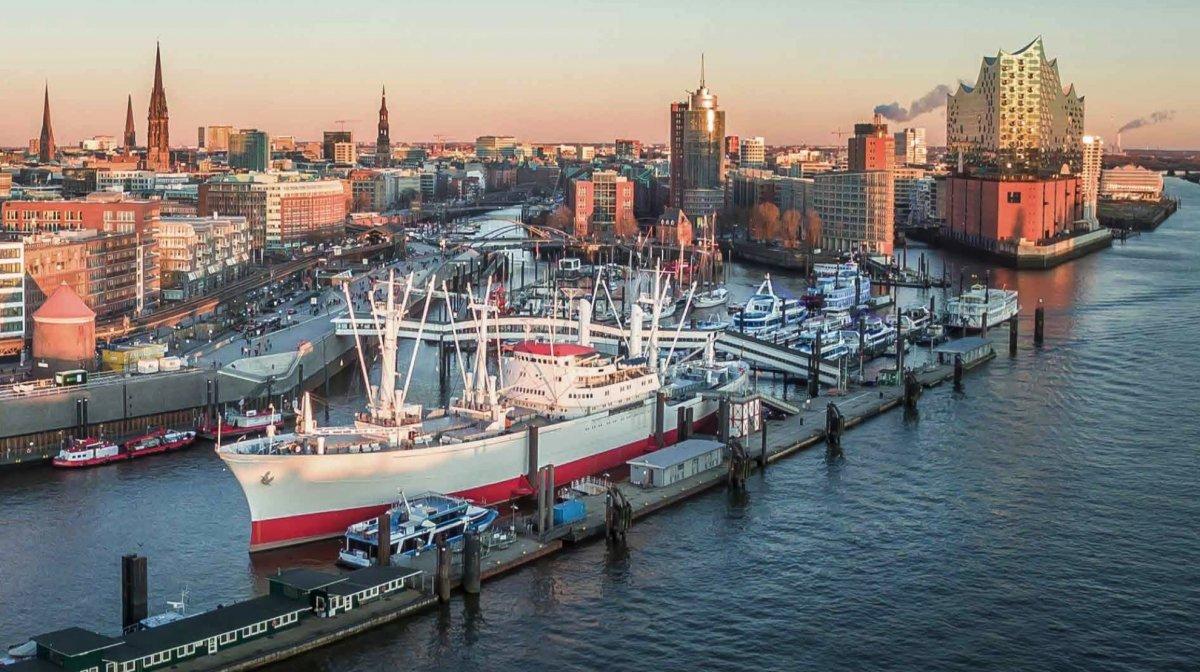 Hamburg soll Modellstadt für Klimaschutz, Radfahrverkehr und 5G-Mobilfunk werden