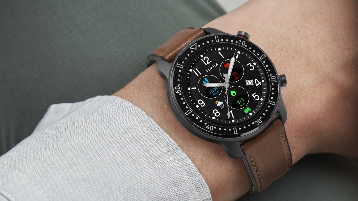 Metropolitan: Zwei Smartwatches von Timex (und Huami)