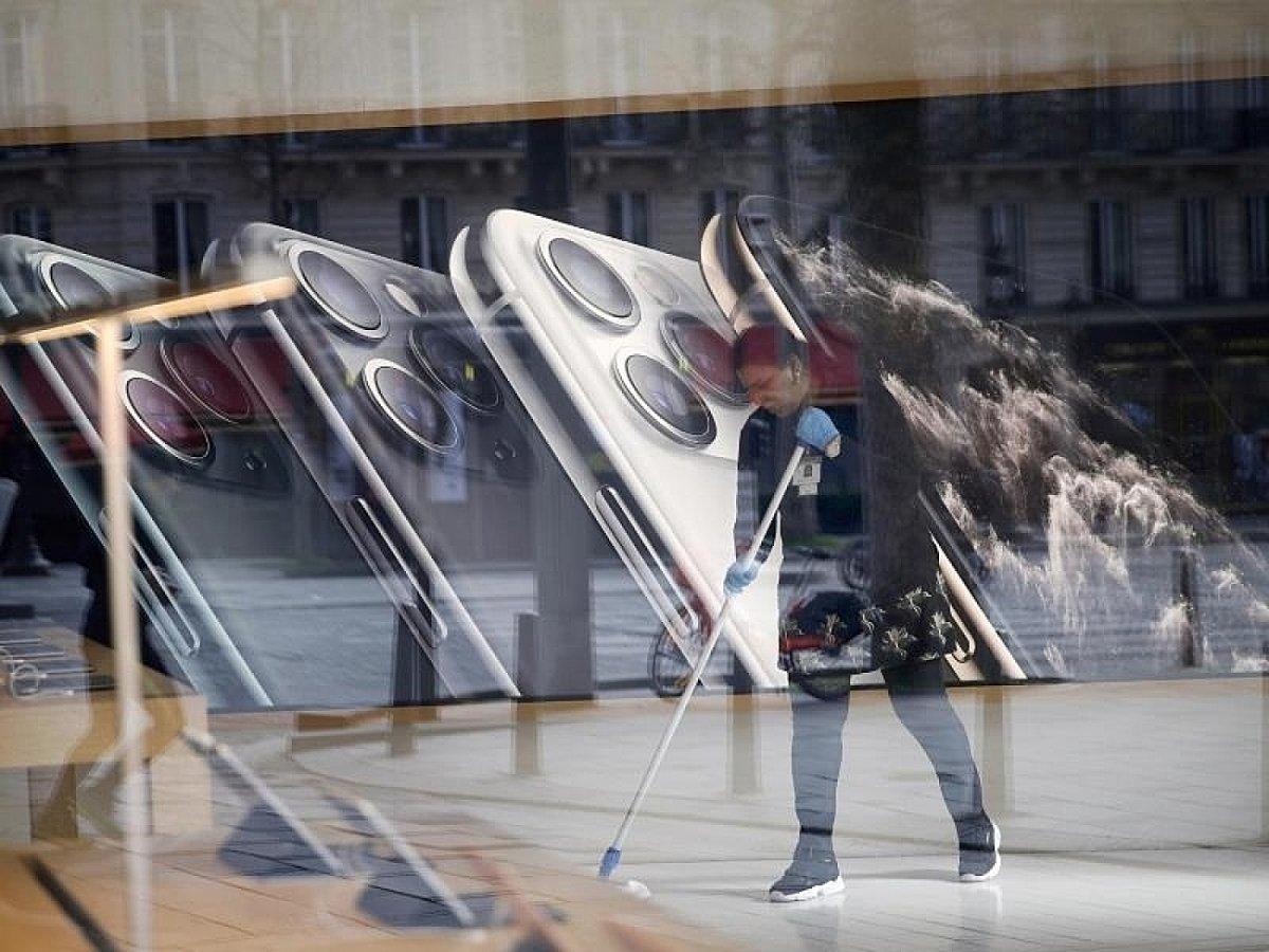 Coronavirus: Apple schließt ein Viertel der US-Läden erneut
