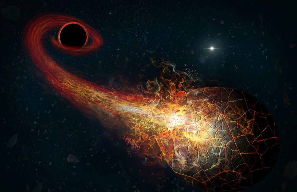 Schwarzes Loch statt Planet 9: Neues Teleskop soll Gewissheit bringen