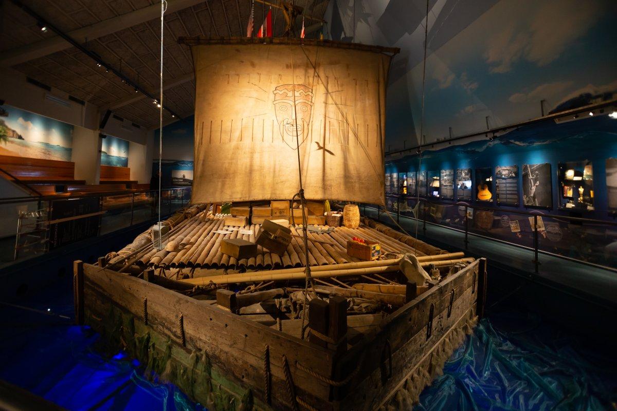 Thor Heyerdahl - Umweltaktivist in den Fußstapfen der alten Ägypter