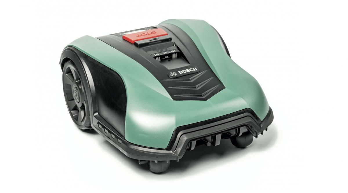 Mähroboter im Test: Bosch Indego S+ 400 mit Mobilfunk