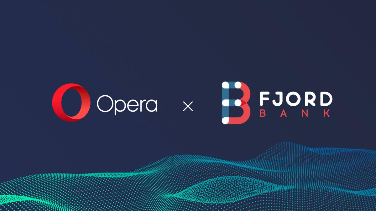 Browser-Anbieter Opera will die litauische Fjord Bank kaufen