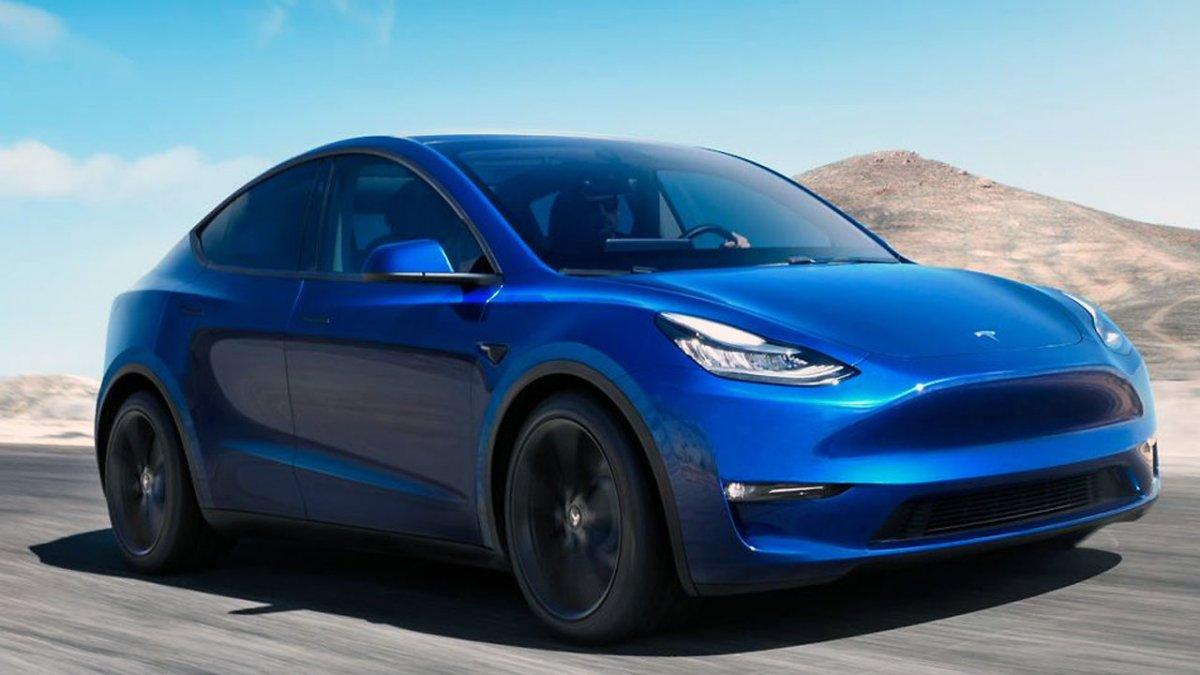 Tesla Model Y wird in den USA günstiger