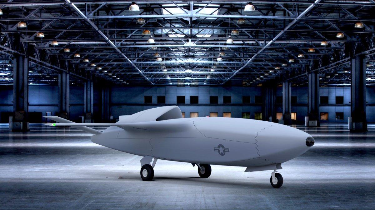 Killerroboter: US Air Force will Kampfjets durch Skyborg-Drohnen ersetzen