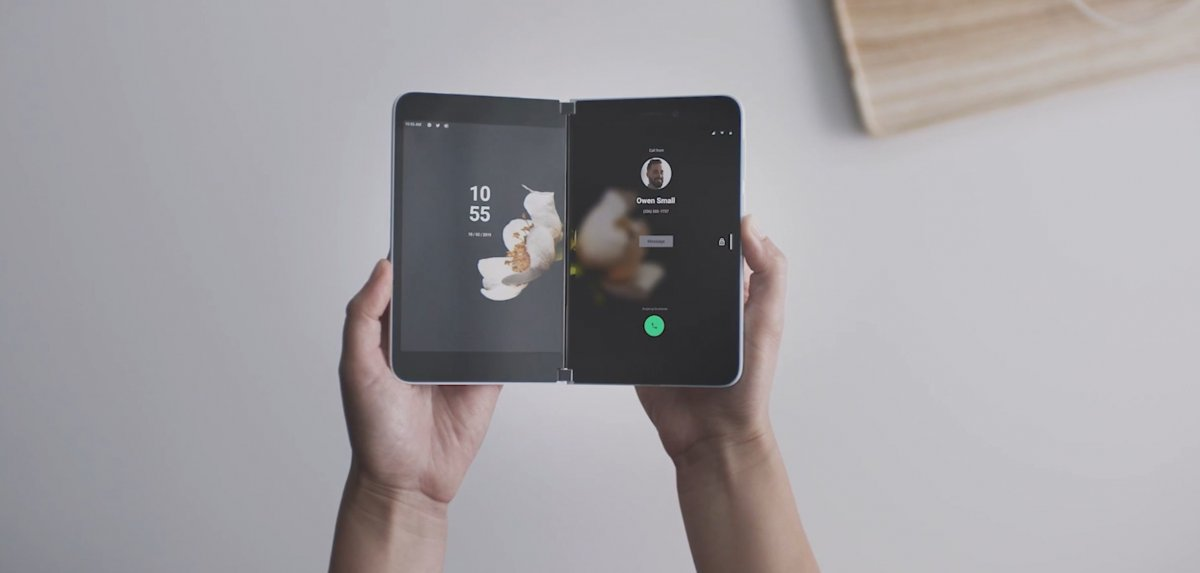 Klapp-Smartphone Surface Duo erscheint im September für 1400 US-Dollar