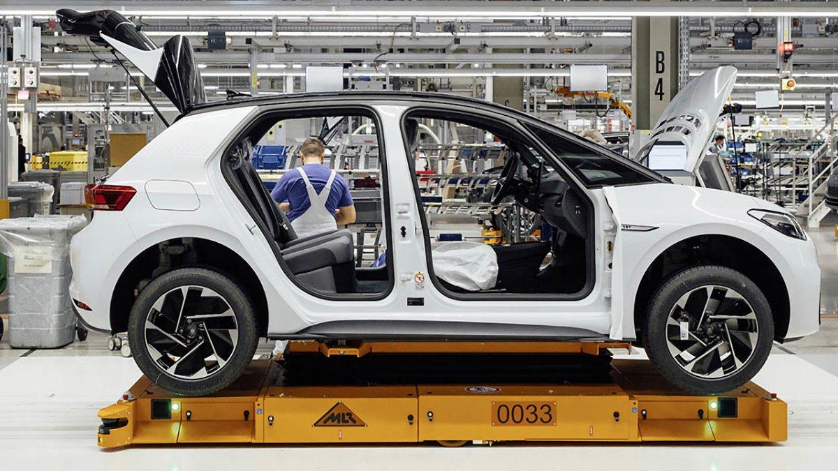 CO2-freie E-Auto-Produktion: Volkswagen prüft Vorwürfe von Greenpeace