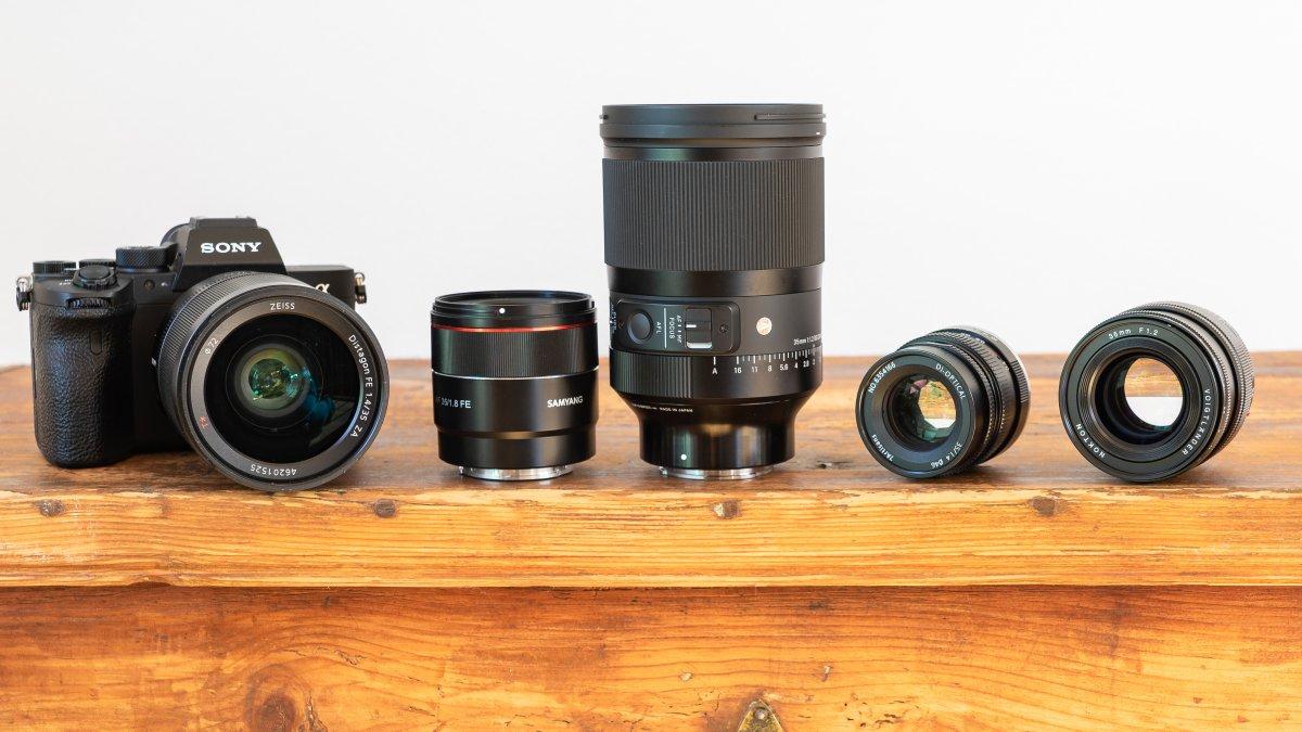 7Artisans und Co.: 35-mm-Objektive von Fremdherstellern für Sony E-Mount im Test