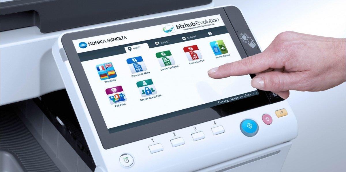 Konica Minolta: Globaler Cloud Print Service für Unternehmen