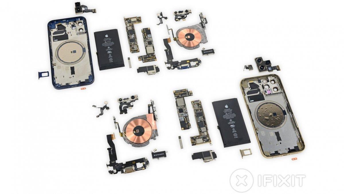 iPhone 12 im Teardown: Apple gewährt Chinesen Vortritt vor Qualcomm