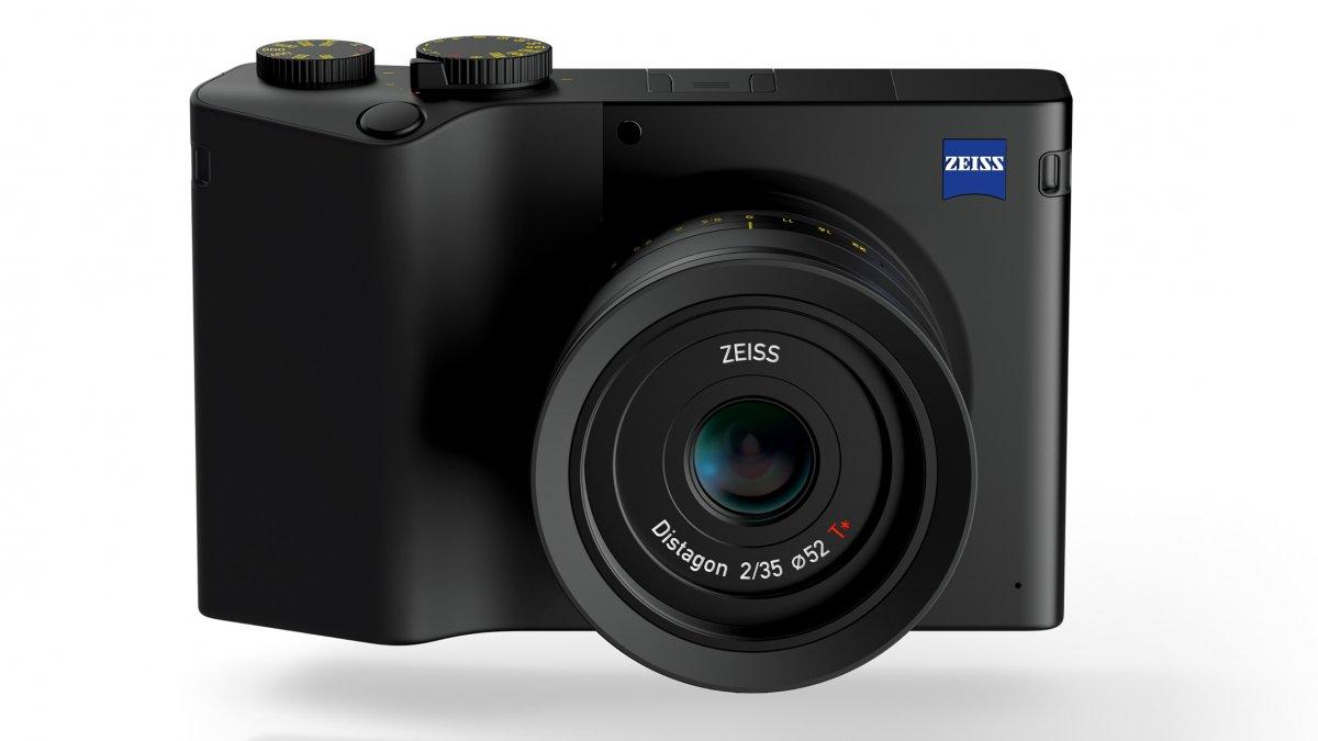 Zeiss ZX1: Vollformat-Kompaktkamera mit Adobe Lightroom ab sofort erhältlich