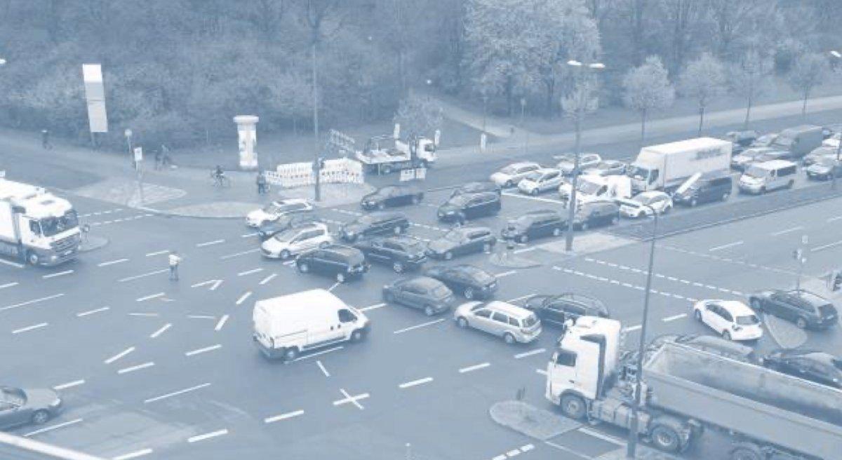 Onlinehandel: Nicht unsere Lieferanten verstopfen die Straßen