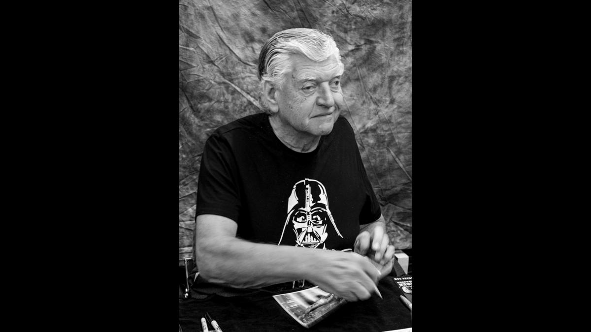 """""""Nein, ICH bin dein Vater"""": Darth-Vader-Darsteller David Prowse gestorben"""