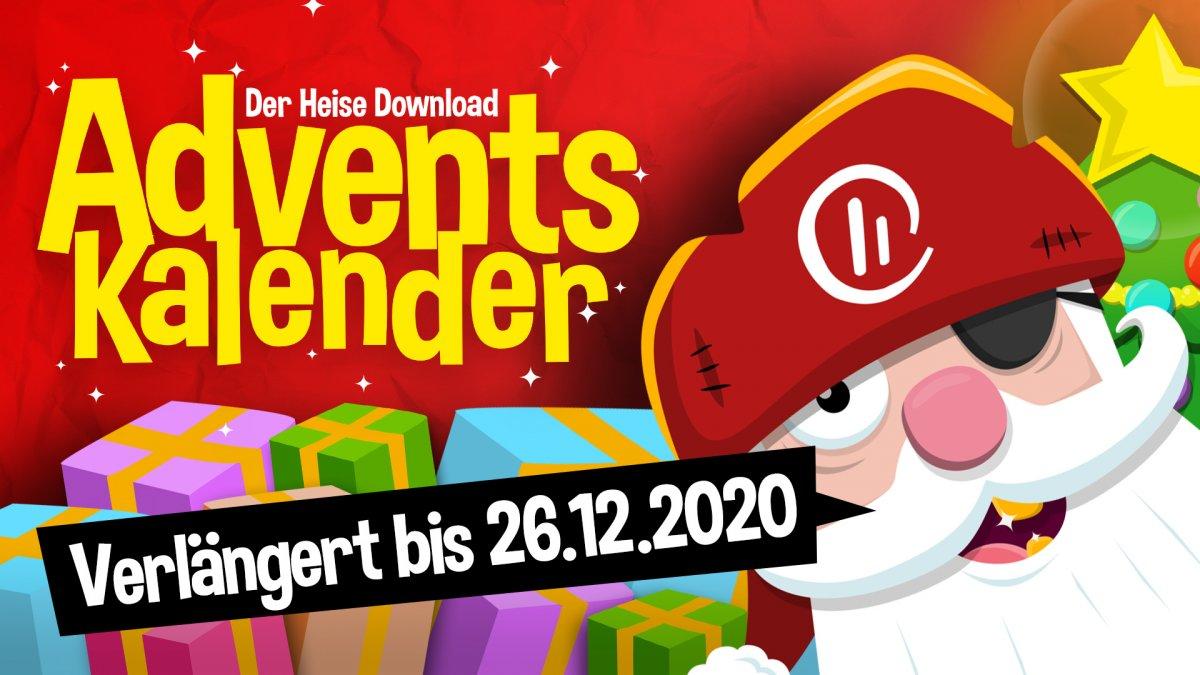 Online Adventskalender Heise
