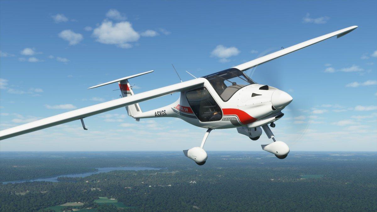Microsofts Flight Simulator erscheint 2021 für Xbox Series ...