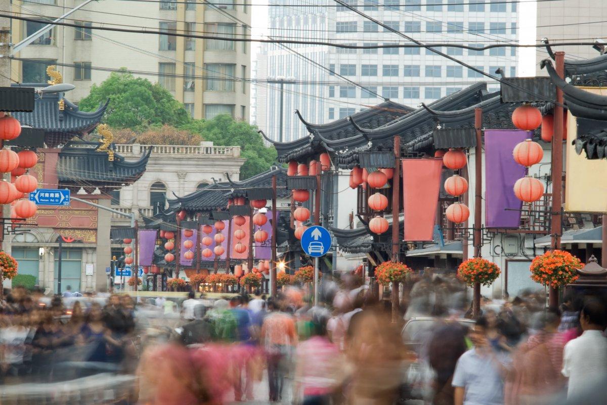 Chinas soziales Kreditsystem nicht mehr im Plan...