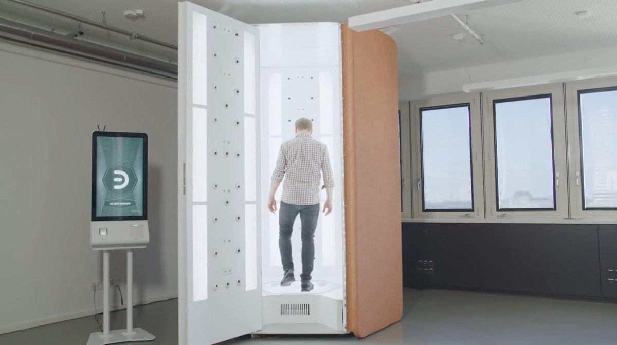 """H&M entwickelt """"digitale Umkleidekabine"""" mit Nexr Technologies"""