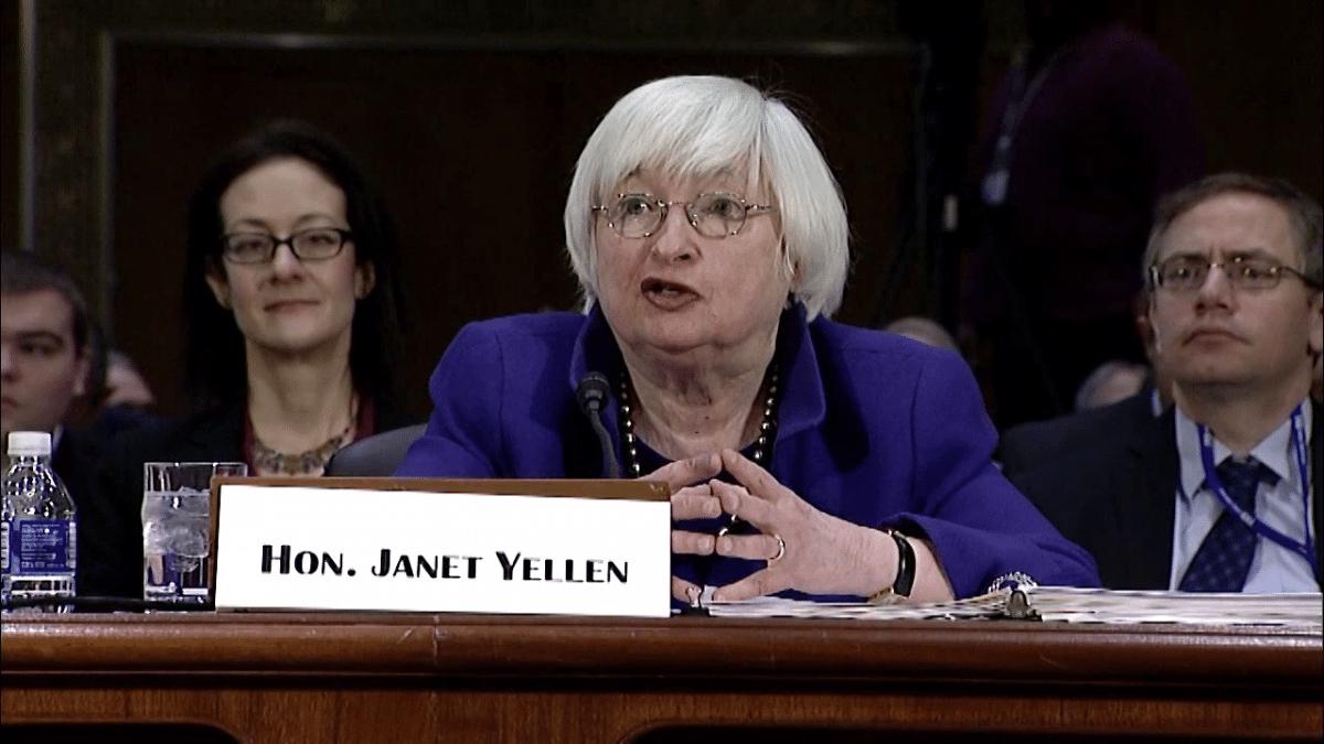 US-Finanzministerin Yellen will globale Mindeststeuer und Bitcoin-Regulierung