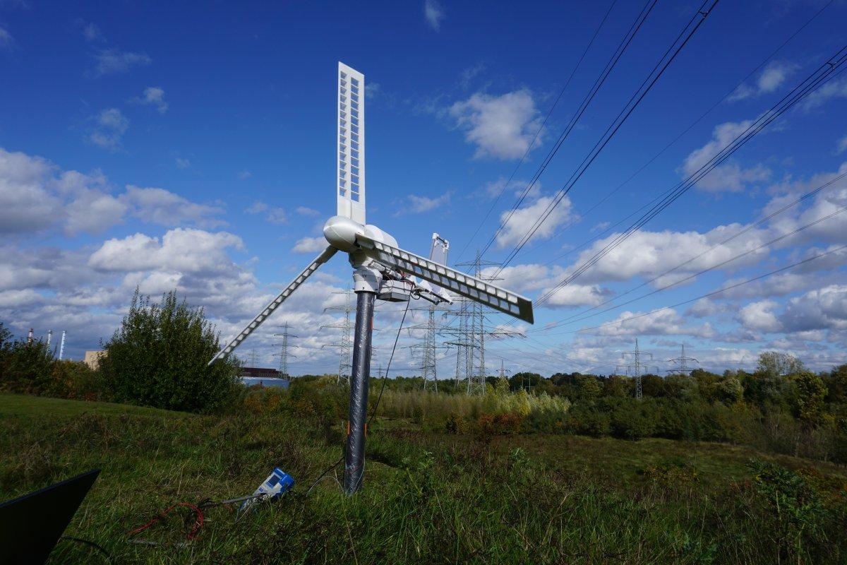 WinDIY: eine Windturbine aus dem 3D-Drucker